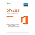 Microsoft Office 365 Home - 1 jaar Medialess P2