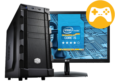 Game PC met Intel® Core™ Samenstellen
